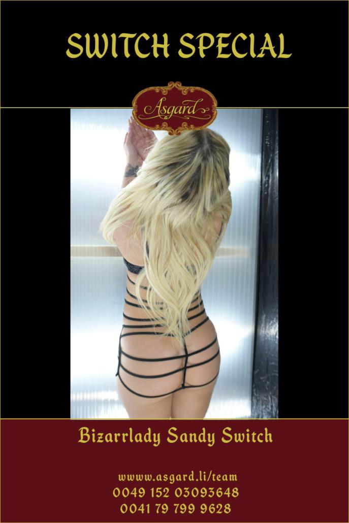 Sandy Switcherin Asgard Liechtenstein